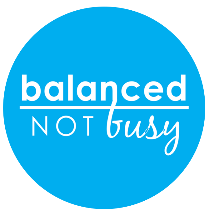 Balanced Not Busy